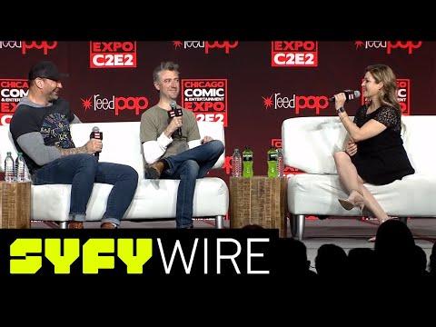 Guardians Of The Galaxy's Dave Bautista & Sean Gunn: Full Panel  C2E2  SYFY WIRE