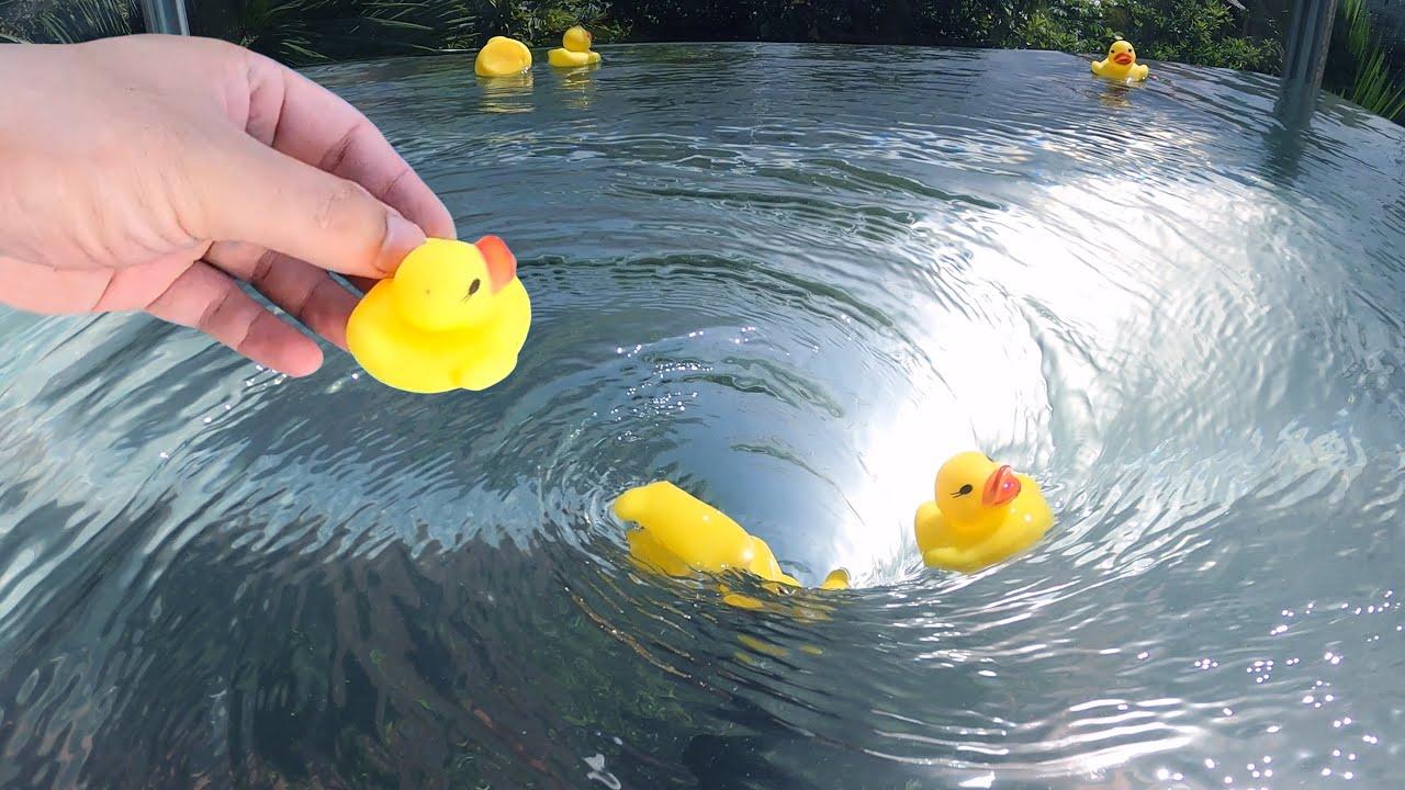 NTN - Thử Thả Tất Cả Mọi Thứ Vào Hố Nước Xoáy (Drop Everything Into The Whirlpool)