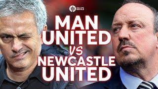 Manchester United vs Newcastle United LIVE PREVIEW!