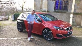 Essai de la Peugeot 308 GTi Coupe Franche