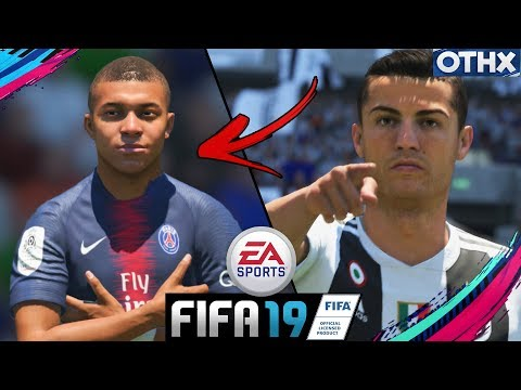 FIFA 19 | Signature Celebrations ft. Ronaldo, Mbappe, Neymar | @Onnethox