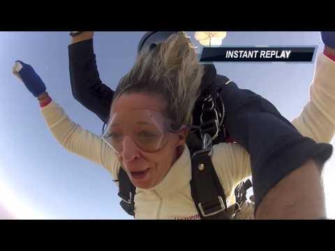 Skydiving destin