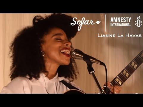 Lianne La Havas - Tokyo | Sofar Tokyo - GIVE A HOME 2017