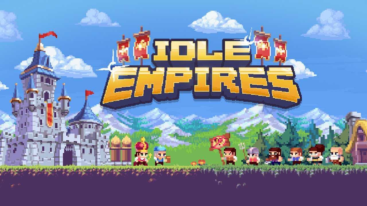 IDLE EMPIRES - GAMEPLAY ( iOS | ANDROID | iPhone | iPad )