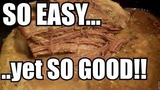 My Favorite Ninja Recipe: Easy Awesome Roast - Ninja Cooking System