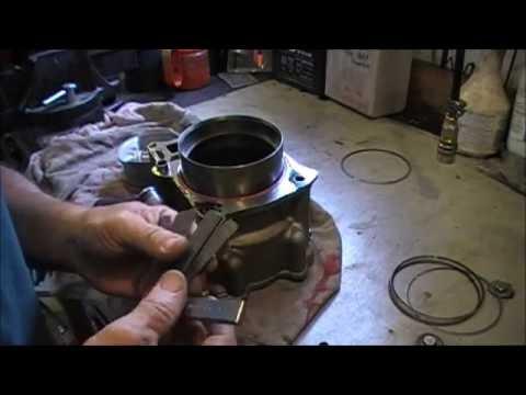 660 Rhino Top End Engine Rebuild Part 1