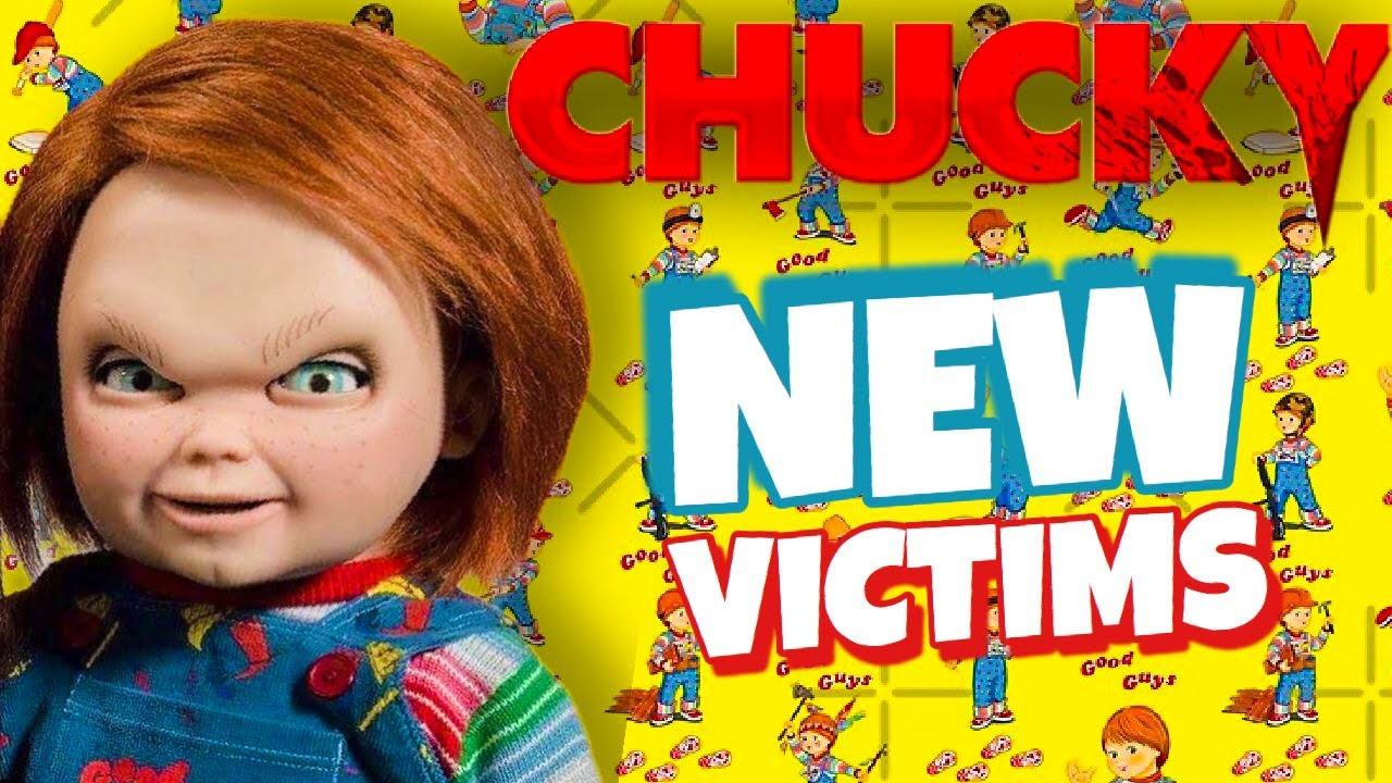 Chucky 2021 Kid Cast Confirmed On Child S Play Tv Series Youtube