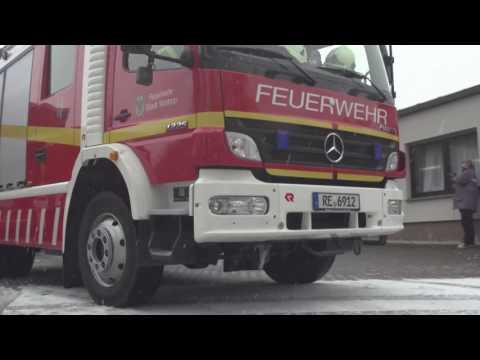 Waltrop TV 06 Feuerwehr Waltrop