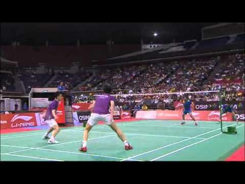 SF - MD - Cai Yun/Fu Haifeng vs. Lee Yong Dae/Jung Jae Sung - Li Ning Singapore Open 2011
