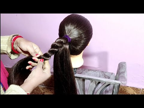 New Hairstyle for girls || Hairstyle Trends || Quick Hairstyle for Party
