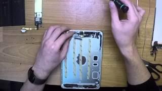 Полный разбор и обратная сборка iPad mini 3 (iPad mini 3 teardown)