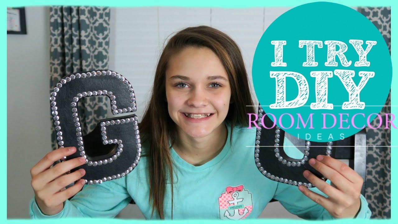Cheer Diy Room Decor Emma Marie S World