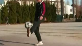 201003 G フリースタイルフットボールトレーニング.wmv