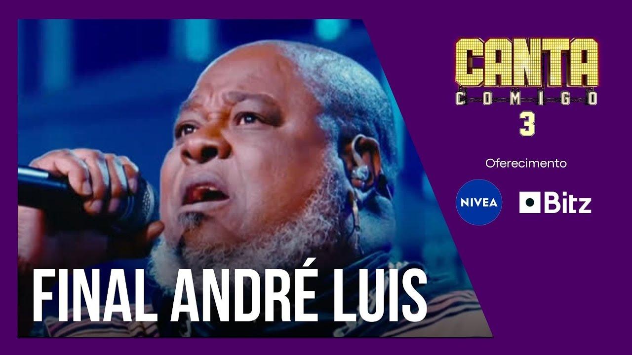 André Luis escolhe hit do Roupa Nova para conquistar o público de casa