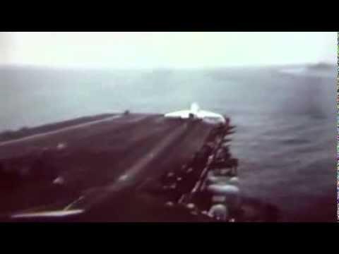 """""""The President Visits The Navy"""" 1957 Eisenhower (full)"""