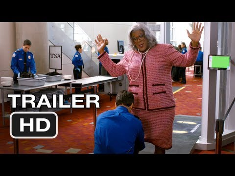 Madea's Witness Protection Official Trailer #2 (2012) - Tyler Perry Movie HD