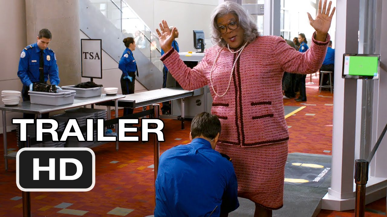 Madeas Witness Protection Official Trailer   Tyler Perry Movie Hd Youtube