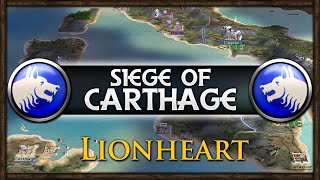 Siege of Carthage Challenge - Rome Total War