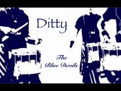 Blue Devils Full Score Ditty 58