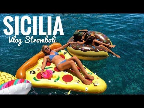 SIAMO DUE ASOCIALI - VLOG Sicilia Yacht Week