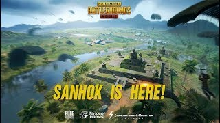 Pubg Mobile Sanhok Map - anyone can play with me - Tencent Gaming Buddy