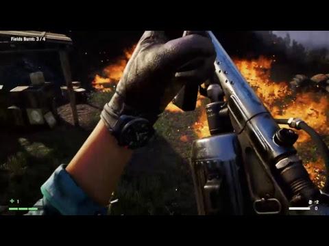 Far Cry 4 Live Broadcast