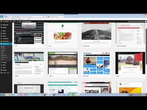 How to Install a Free WordPress Theme