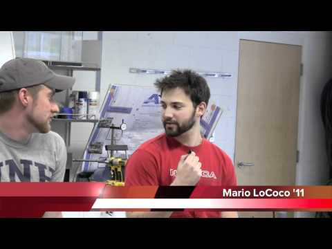 College of Engineering and Physical Sciences- May 2011 Student Spotlight