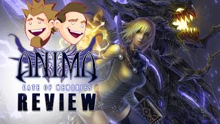 ANIMA Gate Of Memories REVIEW - Perviest Demon EVER?