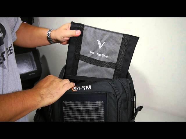 The Slingshot Solar Sling Bag