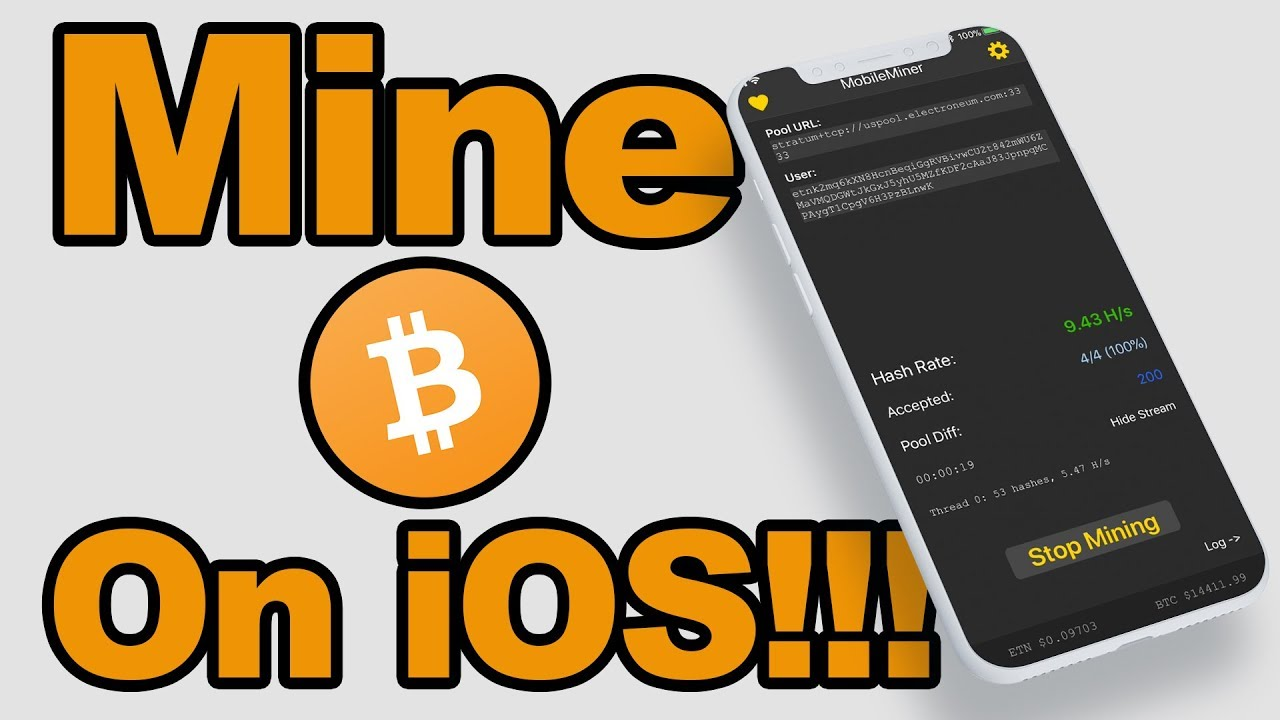 Mining bitcoin crypto currencies on iphone using mobileminer for mining bitcoin crypto currencies on iphone using mobileminer for ios no jailbreak ccuart Image collections