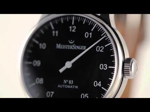 MeisterSinger N° 03 Watch