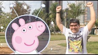 PEPPA PIG FOI PARA O ESPAÇO?