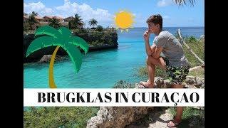 BRUGKLAS in CURAÇAO!! | Vincent Visser