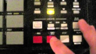 How to Record and MIDI Sync Instruments with an MPC 1000