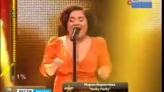 Участницей шоу «Ну ка, все вместе» на телеканале «Россия 1» стала Мария Кирпичёва из Ангарска