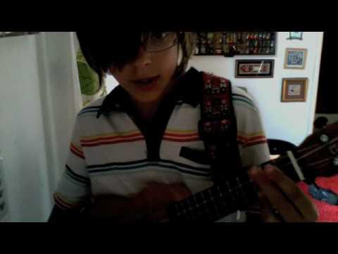 Winter winds on the ukulele