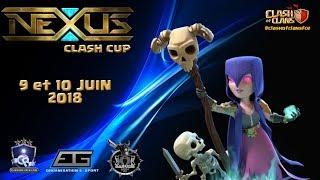PARTICIPE TOI AUSSI A LA NEXUS CLASH CUP / CLASH OF CLANS FR / E-MAGINE GAMING