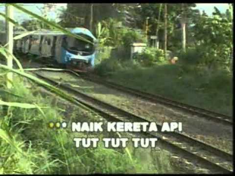 Kereta Api - Lagu Anak Indonesia