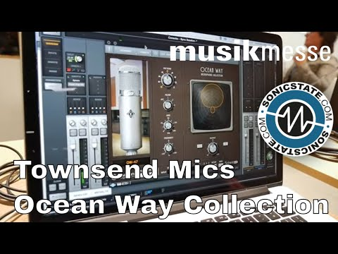 MESSE 2018: Townsend Mics - New Ocean Way Collection