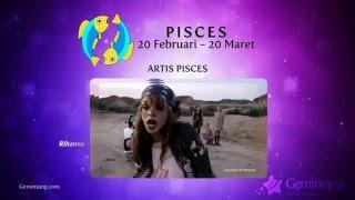 Ramalan Bintang Pisces - Karakter dan Sifat