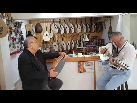 Deniz müzik luthier ibrahim ada ud Yapım Atölyesi