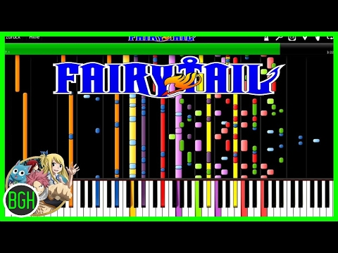 IMPOSSIBLE REMIX - Fairy Tail Main Theme