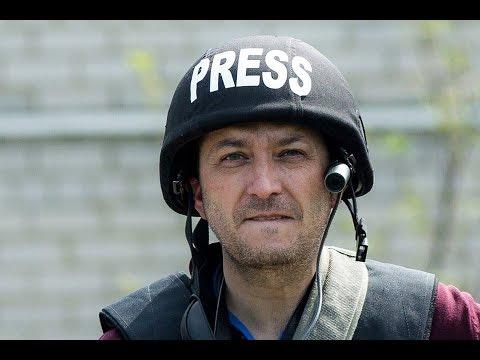 Piotr Andrusieczko o pracy korespondenta na Ukrainie | Gazeta Wyborcza