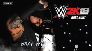 WWE 2K16 Bray Wyatt Breakout Entrance (Fireflies Continue)