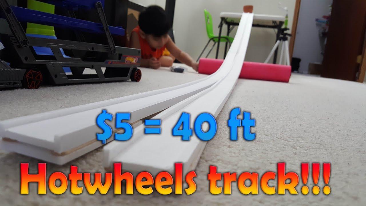 Diy Hot Wheels Track