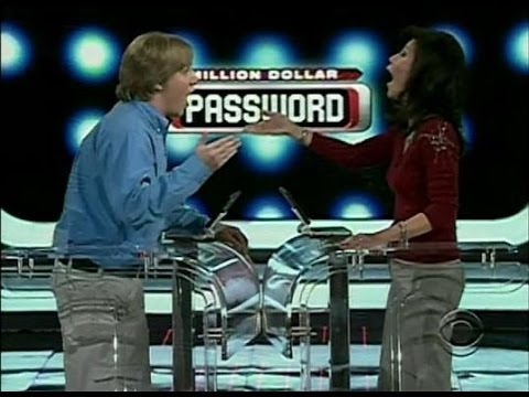 Million Dollar Password - Julie Chen & Phil Keoghan (Dec. 21, 2008)