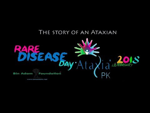 Pakistan Rare Diseases Day 2018