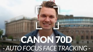 Canon 70D Face Tracking Autofocus Test // Chris Winter(Want these for yourself? Buy the Canon 70d here: http://amzn.to/1iFhyqK Buy the 18-135mm lens here: http://amzn.to/1hYPO0a Want to know which gear I use to ..., 2014-09-08T19:30:02.000Z)