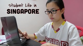 VLOG #3: A Day of Student Life in Singapore